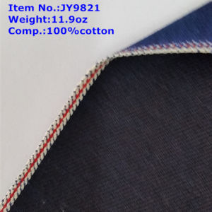 11.9oz Customized Design Cotton Material Selvedge Denim Fabric 1059