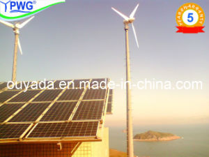 Wind Solar Hybrid System/Wind Generator and Solar Panel Hybrid System pictures & photos