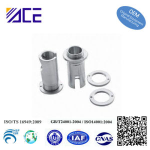 CNC Stainless Steel Machining Casing Pipe Fittings pictures & photos