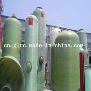 FRP Vertical Chemical Industry Tank Pressure Filter Oil Filter pictures & photos