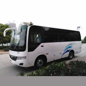 6.6m City Bus with 2 Doors and 24 Seats for Export pictures & photos