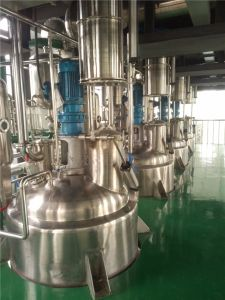 Alcohol Extraction Tank for Dandelion Bezoar and Heel Lotus pictures & photos