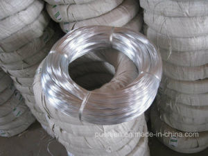 Cheap Pirce Q195 Low Carbon Steel Electro Galvanized Iron Wire 3mm pictures & photos