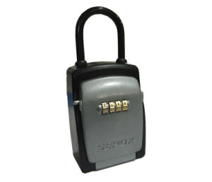 Sepox 4-Digit Resettable Combination Hang up Key Safe pictures & photos