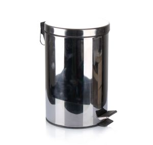 Stainless Steel Foot Pedal Garbage Bin pictures & photos