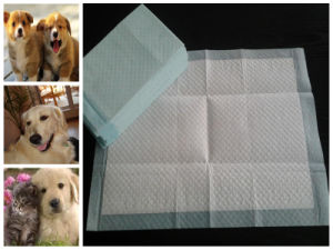 Super Absorbent Pet Training Puppy Wee-Wee Pads in Size 45*33cm pictures & photos