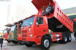 Sinotruk Mining Dumper Truck 6*4 (ZZ5707S3840AJ) pictures & photos