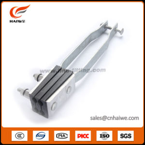 High Tension Insulating Anchor Clamp for ABC Fitting pictures & photos