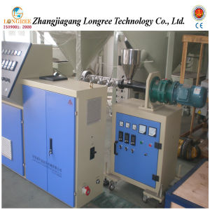 PVC Profile, PVC Panel and Skirting and Decking Product Extrusion Line pictures & photos