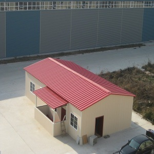 Low Cost Steel Pre Built Pre Fab Homes pictures & photos