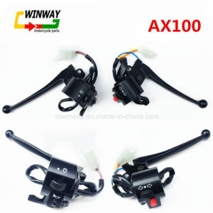 Ww-5222 Brake Lever Brake Handle Switch for Ax100 Motorcycle pictures & photos