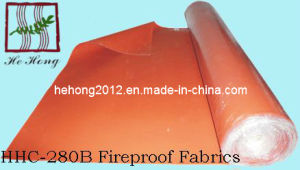 Flame Retardant Silicone Coated Fabric pictures & photos