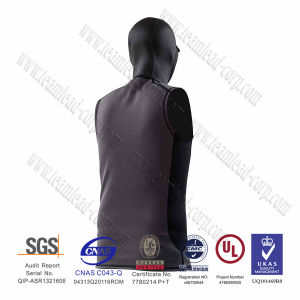 Wetsuit Men′s Sun Shirt with Hood Rash Guard pictures & photos