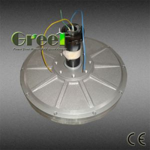 50W-10kw Afpmg Axial Flux Permanent Magnet Generator for Vawt pictures & photos