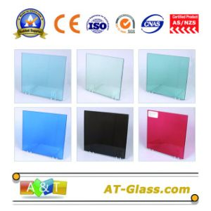 6.38mm 8.38mm 10.38mm Tinted Laminated Glass/Laminated Glass with Colored PVB pictures & photos