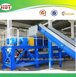 160L 200 Litre 220L 55 Gallon Barrel Blue Plastic Drum Double Shaft Shredder pictures & photos
