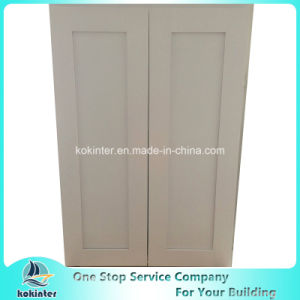 American Style Kitchen Cabinet White Shaker W2740 pictures & photos