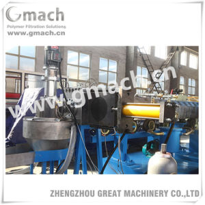 Plastic Extrusion Screen Changer for Recycling Production pictures & photos