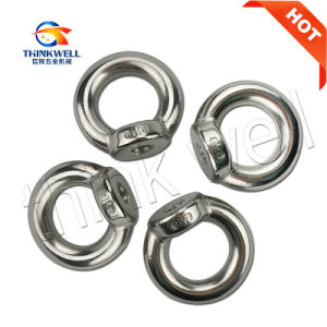 Polishing Stainless Steel DIN582 Lifting Eye Nut pictures & photos