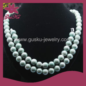 High Quality Fashion Jewelry Handmade Tourmaline Necklace (2015 Tmns-086) pictures & photos