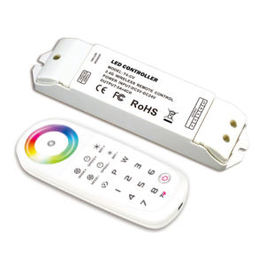 2.4G Wireless Sync LED RGBW Controller