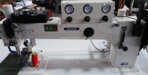 Long Arm Heavy Duty Zigzag Sewing Machine for Sail Making pictures & photos