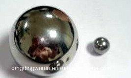 Various Size Tungsten Alloy Ball/Tungsten Carbide Ball with Hole pictures & photos