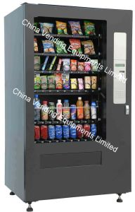 Refrigerating Snack and Drink Vending Machine (VCM5000)