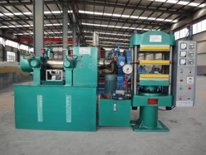 Small Hydraulic Hose Crimping Vulcanizer Press Machine pictures & photos