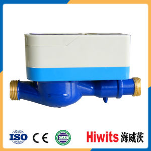Digital Remote Reading Mbus RS485 Intelligent IC Card Prepaid Water Meter pictures & photos