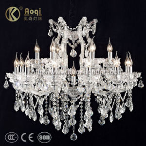 Crystal Chandelier (AQ50038-12+6+1) pictures & photos