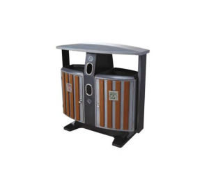 Good Quality Outdoor Dustbin (DL113) pictures & photos