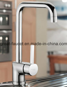 Popular European Design Kitchen Faucet pictures & photos