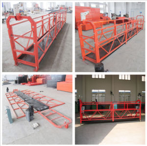 Suspended Platform/Construction Platform/Working Platform/Cradle/Gondola/Swing Stage pictures & photos