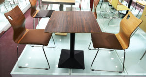Chinese Classic Square Dining Table Furniture (FOH-CXSC60) pictures & photos
