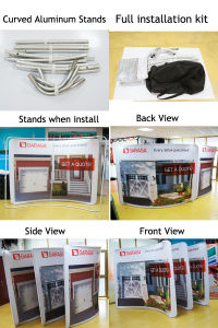 Expo Companies Advertising Banner Frame (TJ-02) pictures & photos