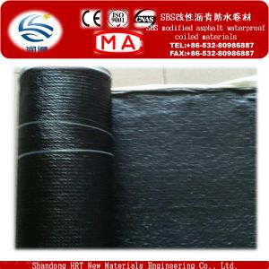 EVA Self Adhesive Modified Bitumen Waterproof Membrane