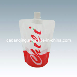 Water Bag, Liquid Spout Pouch, Plastic Packaging (DQ155) pictures & photos