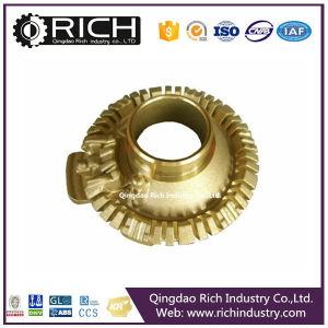 Brass Forging with CNC Machining Parts/Forging/Machinery Part/Metal Forging Parts/Auto Parts/Steel Forging Part/Aluminium Forging/Compensator pictures & photos