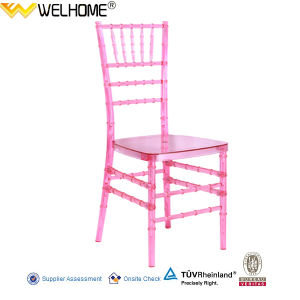 Crystal Resin Chiavari Chair for Rental pictures & photos
