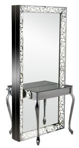 mirrors of beauty salon equipment with lights my b050 china mirror. Black Bedroom Furniture Sets. Home Design Ideas