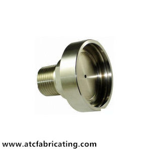 CNC Machine Parts/High Quality Precision Metal Parts by CNC Machining Process (ATC112) pictures & photos