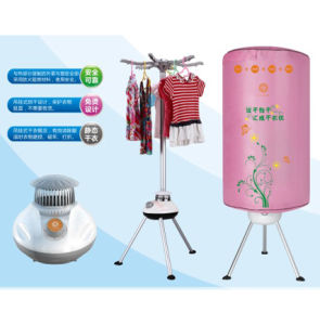 China Mini Portable Clothing Dryer Electric 10kg Baby