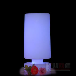 LED Plastic Table Lamp with Remote Control pictures & photos