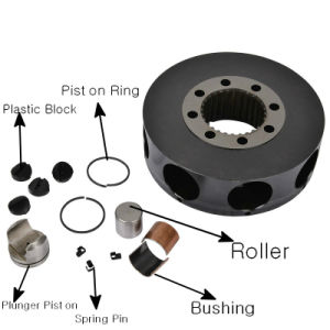 Poclain Motor Rotor Assembly Rotor Group Piston Block pictures & photos