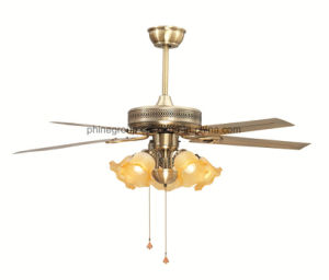 Phine Ceiling Fan Lighting with E26/E27 Lamp Holder pictures & photos