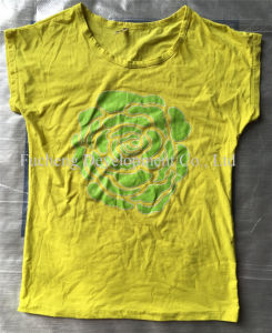 Fashionable and Best Selling Used Lady T Shirt to African Markt pictures & photos