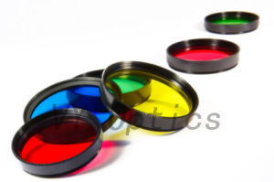 All Kinds of Optical Color Filter Lens for Medical Device pictures & photos