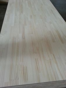 Finger Joint Board /Glue Edged Board pictures & photos