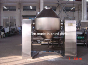 Conical Vacuum Dryer for Foodstuff Industry pictures & photos